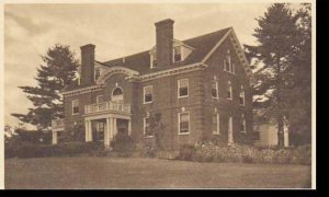 Massachusetts Mount Hermon Mount Hermon School Ford Cottage Dr Porters Reside...
