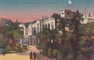 ALGER - Palais d'Ete du Gouverneur, a Mustapha, 00-10s