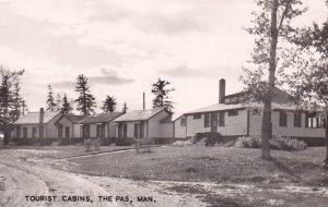 RP; THE PAS , Manitoba, Canada , PU-1960 ; Tourist Cabins