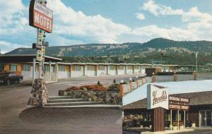 Courtesy Inn Motel,  Trans-Canada Hwy.,  East,  Kamloops,  B.C.,  Canada,  40...