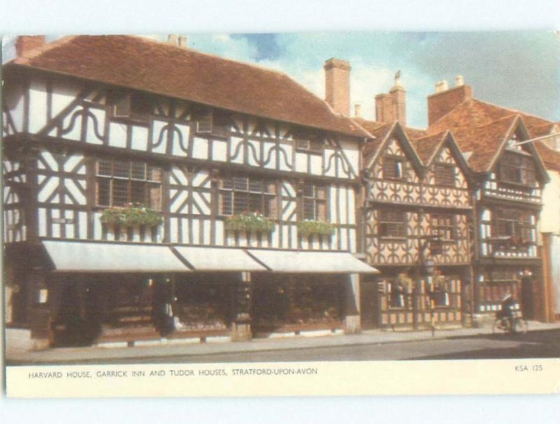 Pre-1980 NICE VIEW Stratford-Upon-Avon - West Midlands England UK i4214
