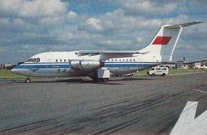 C A A C CHINA BAE 146-100