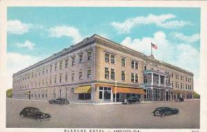 Florida Lake City Blanche Hotel