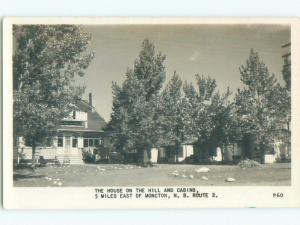 old rppc NICE VIEW Moncton New Brunswick NB W0791