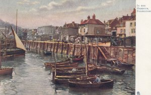 FOLKESTONE , Kent , England, 00-10s ; In the Harbour ; TUCK 1471