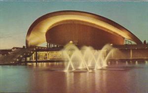 Germany Berlin Kongresshalle