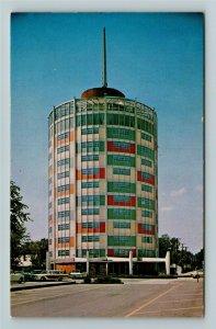 Greensboro KY- Kentucky, Gabe's Inn, Advertising, Chrome Postcard