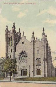 First Methodist Church, Atlanta, Georgia,  PU-1911