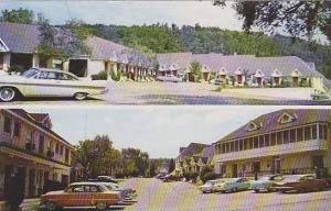 Arkansas Hot Springs Romer Hotel Court