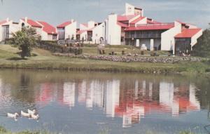 MAGOG , Quebec , Canada , 1950-60s ;  Auberge Cheribourg
