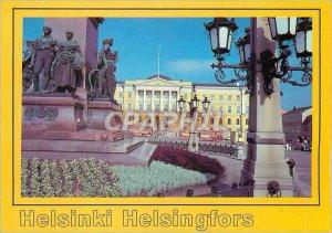 Postcard Modern Helsinki Helsinki Finland Suomi