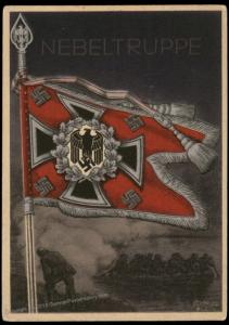 Gottfried Klein Flag of the Wehrmacht Series Nebeltruppe Smoke/Chemical Tr 87177