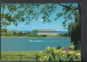 Australia Postcard - National Library of Australia, Canberra  RR3569