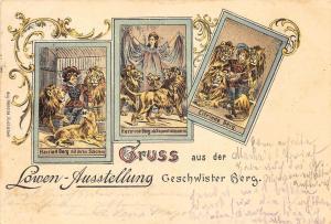 Koln Grus Aus Germany Judaica Geschwister Berg Pioneer Postcard