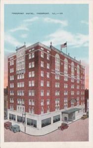 Illinois Freeport The Freeport Hotel