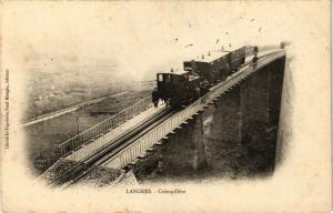 CPA Langres - Cremaillere (270373)