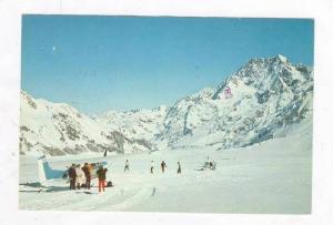 Ski Planes @ Tasman Glacier,Canterbury,New Zealand 1960-70s