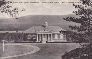 Massachusetts Mount Herman School Daniel Willis James Gymnasium Albertype