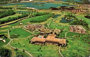 Florida Walt Disney World World Of Golf Palm and Magnolia Courses