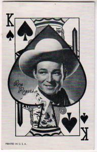 King of Spades, Roy Rogers, Cowboy