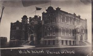 RP: High School , PRINCE ALBERT , Saskatchewan , Canada , 00-10s