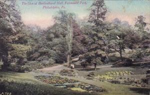 The Glen At Horticultural Hall Fairmount Park Philadehia Pennsylvania
