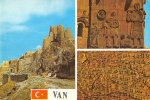 B108704 Turkey Van Castle Abrahamn Sacrifying his Son Hieroglyph