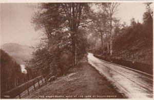 RP: KILLIECRANKIE , Scotland , 1930s ; The Great North Road