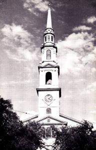 First Baptist Meeting House,Providence,Rhode Island,40-60s