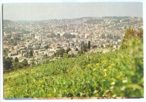 Nazareth, Partial view, unused Postcard