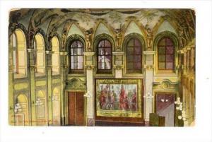 Interior, Saal Im Waldsteinischen Palais, Prag, Czech Republic, 1900-1910s
