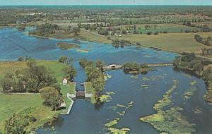PERTH , Ontario , 50-60s ; Tay Locks