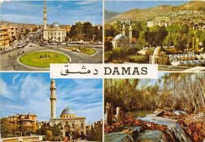 BG9322 views from damas damascus   syria