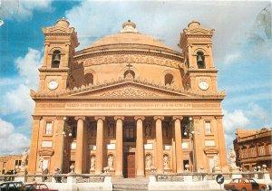Malta Mosta Mosta Dome Postcard