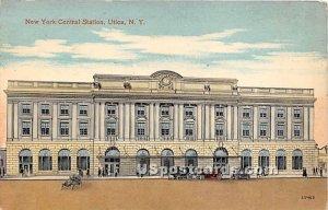 New York Central Station - Utica