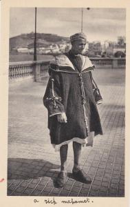 MARRUECOS, Tipos y costumbres, A Rich Mahamet, 10-20s