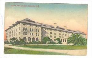 Stanford University, Encina Hall, California, 1909