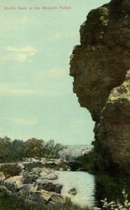 NY - Mohawk Valley. Profile Rock