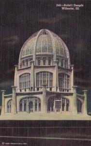 Illinois Wilmette The Baha'i Temple Curteich