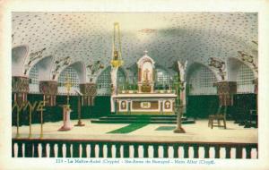 Canada Le Maitre autel Crypte Ste Anne de Beaupre 01.89