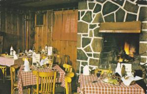 Interior,  Pep Steak House,  Ste-Adele En Haut,  Quebec,  Canada,   40-60s