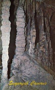 VALLEY HEAD , Alabama , 1950-60s ; SEQUOYAH Caverns (Caves) #4