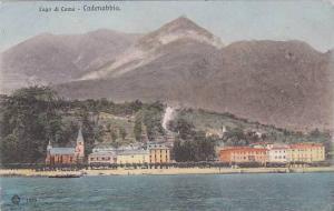 Partial Scene, Cadenabbia, Lago Di Como, Italy, PU-1907