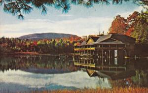 HENDERSONVILLE, North Carolina, 1940-1960's; Kanuga Lake, Pinnacle Mountain I...
