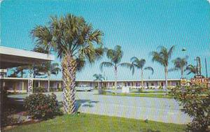 Florida Clearwater Bay Motel 1954
