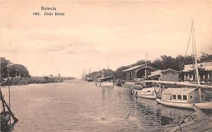 Batavia Indonesia, Republik Indonesia Oude Boom Batavia Oude Boom