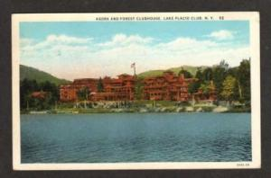 NY Agora & Forest Clubhouse LAKE PLACID NEW YORK PC