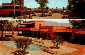 Arizona Tucson Canyon State Motor Lodge 1966