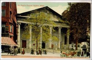 St. Paul's Church, Boston MA