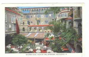 Spanish Patio, Mission Inn, Riverside, California, 1930-1940s